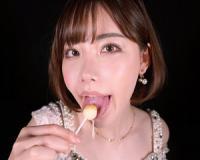 【VR】痴女お姉さん・深田えいみの舌と唾液をたっぷり味わう濃厚ベロチューSEX