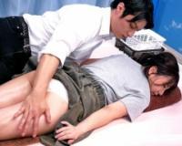 【MM号】マッサージのモニター体験でイケメン施術師に堕ちていく女の子がコチラ【高城ひかる】