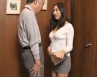 〖中出し〗202号室に住む巨乳妻が欲求不満でヤバイらしい