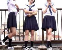 ☆JK☆魅惑のセーラー服ムスメとエッチ!!★★有坂深雪(ありさかみゆき)/女優/41:41★☆★
