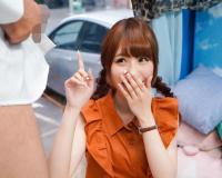 〚素人ナンパ〛関西女子が商品賭けてHなゲーム挑戦!「なぁ…なんで挿入してくれへんの?♡♡」ドエロイ関西弁で欲情する美少女