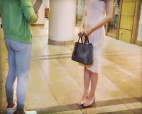 〚人妻ナンパ〛「こんなところで…♡♡」恵比寿の夜道歩くセレブ妻をアンケートで騙してナンパ!欲求不満な人妻に勝手に中出し!