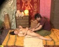 《タイ古式マッサージ》「初回は無料なので…ッ!!」とまんまと騙された巨乳人妻が、性感帯責めで発情しちゃってセックスしちゃう一部始終…