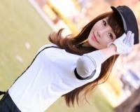 《外人》モデル級の極上スタイル!あの韓国プロゴルファーがついにAVデビューwww