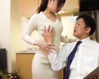 「あぁもっとぉ触ってっ凄いイイ♡」巨乳おっぱい奥様、夫よりたくましい肉棒でエロドラマ