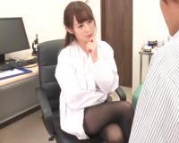 「全部脱いでもらえます?♡」ムチムチ巨乳おっぱい女医がアピってSEX⁈痴女る逆セクハラが抜ける‼Pornhub