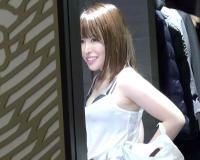 「やだぁ~♡」巨乳で超綺麗な26歳のSOD女子社員さん、ホテルでめちゃくちゃハメまくる神現場を撮影成功