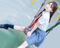 「可愛い過ぎてWWWWWW」バリSSS級の制服美少女JKが学校内でドエロ激ハメの種付け