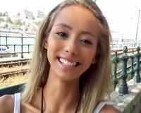 <外国人>超綺麗!笑顔も最高!身体は完璧!!感度もMAXのSSS級南米娘「ウェ~イ♡ワンダフォ」中出し精子も飲むよwww