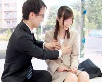 【OLモニタリング】『私たち同僚だよね///?』美少女なスーツお姉さんが発情してセックス開始w生ハメ中出しなヤバイやつw