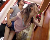【有坂深雪】『あぁあ!!!お姉ちゃんもうイってるのぉお///』貧乳な美少女JKが童貞な弟と近親相姦セックスなヤバイやつ