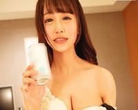 【お泊りセックス】「えへへ♡♡」スレンダー・ガリ巨乳おっぱい可愛いお姉さんと飲んで濃厚イチャラブセックスがエロ過ぎるww