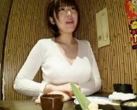 《素人お姉さん》「Hしてもいいよー♡」アプリで知り合ったIカップのムチムチ巨乳おっぱいOLを会ったその日に即ハメSEX!