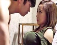 〝韓国濡れ場〟彼女を脱がせながら我慢できなく…乱れた着衣のまま、がしがしパコパコ///