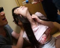 (夢乃あいか)イベサーのチャラ男チンポを公開フェラチオする巨乳JD彼女の夏合宿寝取られ物語…
