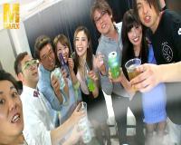 【早川瑞希 仁美まどか 生駒はるな】尻軽ナースと乱交飲み会!女体と酒でパーティーピーポー!!
