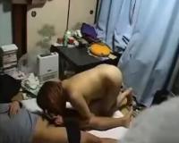 【個人撮影】ヤンママとゲス息子のリアル母子相姦がヤバいww