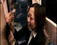 企業のキレイどころをナンパして、大人の女性の恥ずかしい所を合法露出!