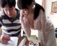 【まさかのガチ泣き】桐谷美玲似の家庭教師が可愛すぎて、生徒さんは耐えられず侵してしまいます