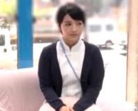 【中出しされちゃう】永野芽郁似のナース姿のこの子、その気は無かったがデカチンを入れられたら最後