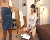 【北川りこ】学校の課題で男性の裸体をスケッチすることになってしまった女子大生!話を聞いた父が「だったらお父さん協力してやるぞ!」
