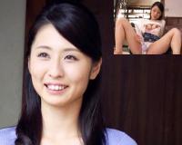 前田可奈子/オナニーを見られた美人妻は町内のオヤジに寝取られる1/3