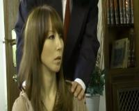 【個人撮影】美熟女 ムスコの成績が悪くて・・・パコられちゃうぅ~