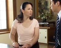 豊満巨乳な嫁の母とデキてしまい家庭内不倫状態でヤりまくり! 倉本雪音