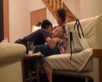 ナンパし美人妻と宅飲みして口説いているところを個人撮影したものですぅ!!!