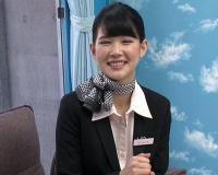 【マジックミラー】空港でナンパした童顔ロリな美少女CAさんに草食男子が悩み相談!優しくご奉仕してくれるエロエロな女神!