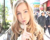 【外国人】美少女過ぎる金髪イギリス娘を日本人チンポで種付け膣内射精!色白おっぱい揺らして喘ぐ白人美女の濃厚エロエロSEX
