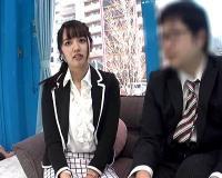 【マジックミラー】憧れの女上司とミラー号で2人きり!初めて見る美人女上司のエロエロな姿に興奮し会社には秘密の禁断セックス