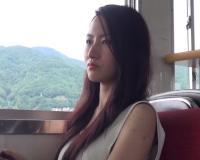 【人妻湯恋旅行】夫に浮気されて傷ついた人妻(26歳)が復讐の為に不倫旅行で他人棒を入れる!