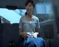 【人妻ナンパ】清楚な32歳で童顔の専業主婦の素人妻を口説き寝取り浮気ハメ撮りNTR《茜はるか》