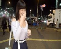 【素人ナンパ】街頭ファッションチェック!と称し口説いた清楚系童顔の10代女子大生を電マを使って強引に発情させてみるwww