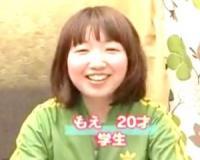 【赤面手コキ】「ムリですよ〜」恥じらいながら20歳のJDがおち●ぽをしごき大量射精に!【センズリ鑑賞】