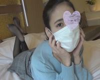 【無修正】24歳の清楚系な美人奥妻の瑞々しい桃色マンコにたっぷりザーメン注入するハメ撮り