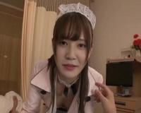 日向坂 加藤史帆のディープフェイク映像!従順美少女と病室セックス