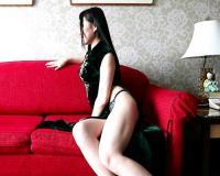 【若妻NTR】「興奮する?♡」黒パンストとチャイナドレス、スレンダー巨乳おっぱい&美脚の美人人妻がオヤジと濃密セックス!【pornhub】