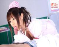 【瑠川リナ】瑠川リナ ロリ可愛くて大人気な美少女がナースになってオチンポをフェラ抜き口内射精!【sharevideos】