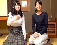 【素人】男湯タオル一枚ミッションに女子大生が赤面チャレンジ!【sharevideos】