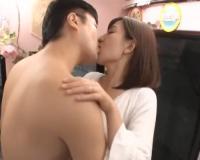 【美人妻/熟女ナンパ】『ンッ…気持ちィィ♡』近頃の奥様はDキスだけでまんこが大洪水になる模様♪