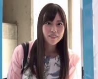 【MM号】交渉に4ヶ月かけてやっとOKもらえた美女大学生を戸惑ってるうちに犯す!w【JD】
